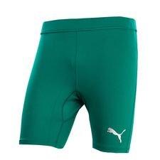 puma baselayer liga tights - grøn børn - baselayer
