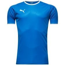 puma playershirt liga - blue/white - football shirts