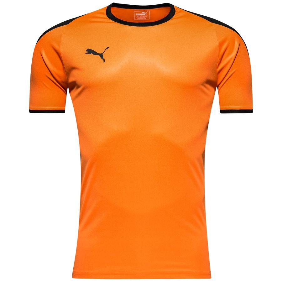 PUMA Spilletrøje LIGA – Orange/Sort
