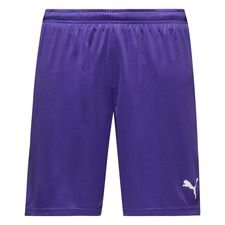 puma shorts liga with brief - prism violet - shorts