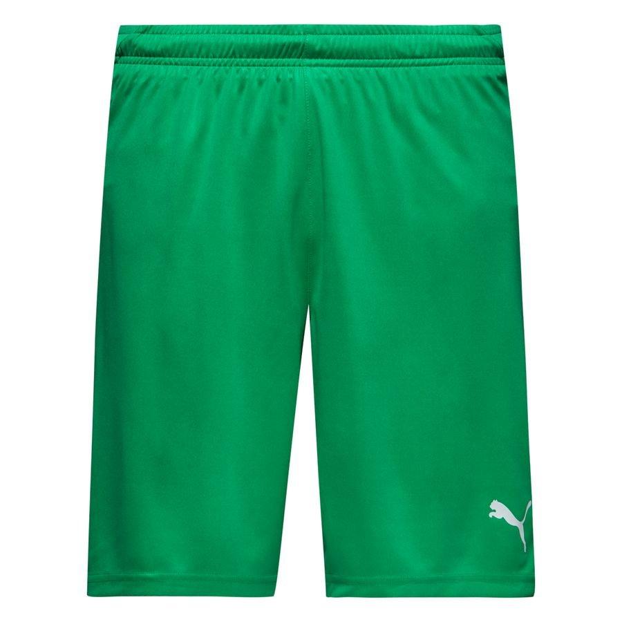PUMA Shorts LIGA Med Indershorts - Grøn thumbnail