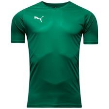 puma playershirt liga core - pepper green - football shirts