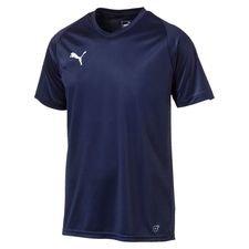 puma playershirt liga core - peacoat kids - football shirts