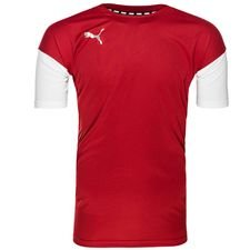 puma training t-shirt ftblnxt - red - training tops