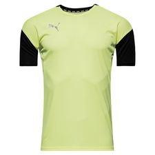 puma trænings t-shirt ftblnxt - gul - træningstrøjer