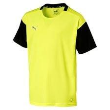 puma training t-shirt ftblnxt - gelb kinder - trainingsoberteile