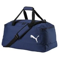 puma sports bag pro training ii medium - new navy/white - bags