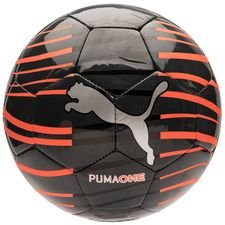puma football one wave ball - asphalt - footballs