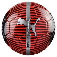 PUMA Fotboll One Chrome Mini - Röd/Svart