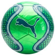 puma ballon future netfit frenzy pack - vert - ballon de foot