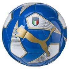 Italien Fotboll Fan - Blå/Vit