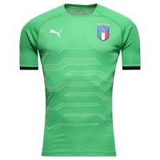 italien målmandstrøje 2017/18 grøn - fodboldtrøjer