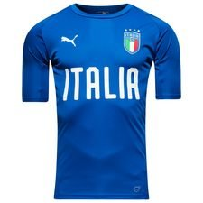italy training t-shirt - blue - training tops