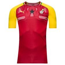 Ghana Thuisshirt 2018/19 Africa Cup of Nations 19