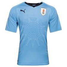 uruguay home shirt world cup 2018 - football shirts