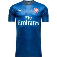 Arsenal Tränings T-Shirt Stadium - Blå