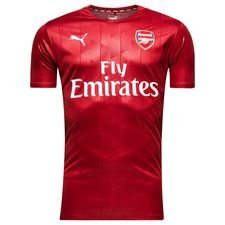 Arsenal Tränings T-Shirt Stadium - Röd