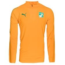 Ivoorkust Trainingsshirt Kwartrits Africa Cup of Nations 19 - Oranje