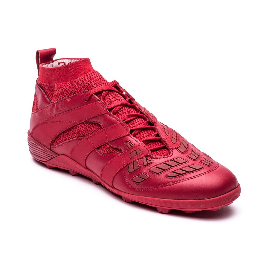 690b3439f7f7 adidas Predator Accelerator TF Beckham Capsule Collection - Red LIMITED  EDITION