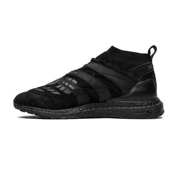 the latest eed96 78d71 ... adidas predator accelerator ultra boost tr beckham capsule collection -  black limited edition - sneakers ...