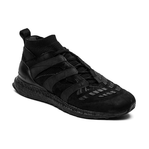 0a0e2c08a66 ... adidas predator accelerator ultra boost tr beckham capsule collection -  black limited edition - sneakers ...