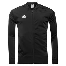 adidas training jacket condivo 18 - black/white - training jackets