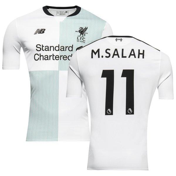 on sale 6697f 3587c Liverpool Away Shirt 2017/18 M.SALAH 11 Kids | www ...