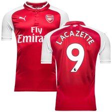 Arsenal Hemmatröja 2017/18 LACAZETTE 9 Barn