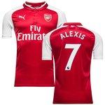 Arsenal Hjemmebanetrøje ALEXIS 7 Børn