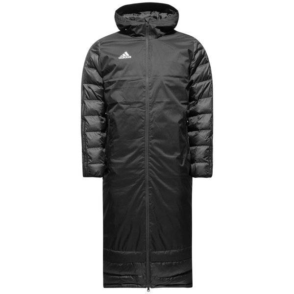 adidas Winter Jacket Long Condivo 18 BlackWhite
