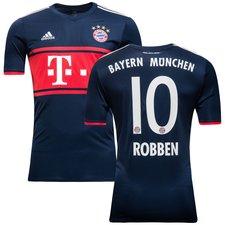 Bayern München Udebanetrøje ROBBEN 10 Børn