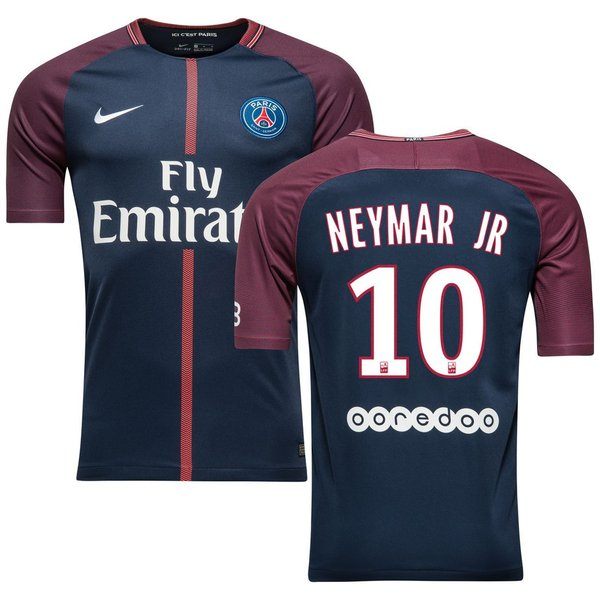 5b16ce8e Paris Saint-Germain Hjemmedrakt 2017/18 Neymar JR 10 | www ...