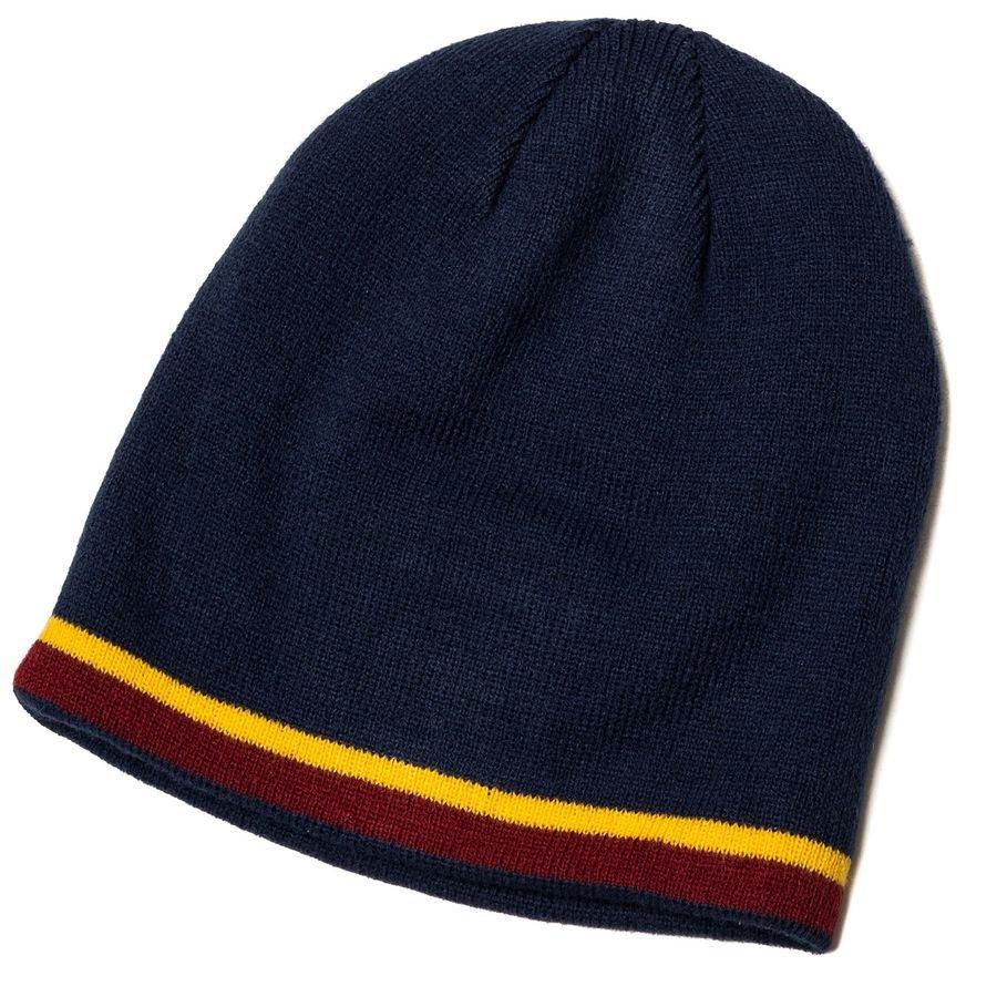 a15b5f1a6 F.C. Barcelona Reversible Knitted Hat | www.unisportstore.com