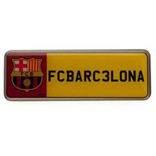 Barcelona Pin Badge