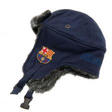 barcelona hue - blå - merchandise
