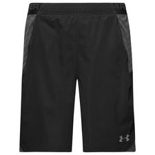 under armour accelerate training shorts - black - training shorts