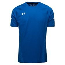 under armour accelerate training t-shirt - blue - training tops