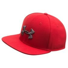 under armour huddle snapback - red - caps