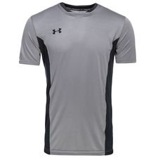 under armour challenger ii trænings t-shirt - grå/sort - t-shirts