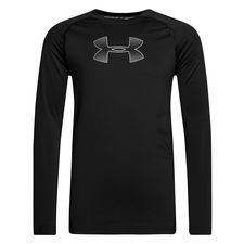 under armour heatgear armour l/æ - sort børn - baselayer