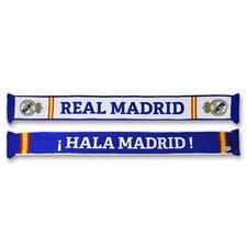 Real Madrid Halsduk - Vit/Blå