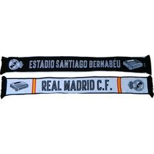 Real Madrid Halsduk - Svart/Vit/Blå