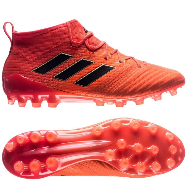 6bef5df91fbf adidas ACE 17.1 Primeknit AG Pyro Storm - Solar Orange/Core Black ...