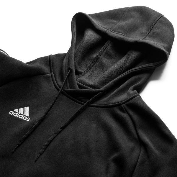 adidas Hoodie Core 18 NavyWeiß   unisportstore.at