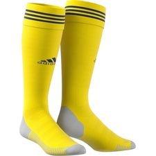 adidas football socks adisock 18 - yellow/mystery ink - football socks
