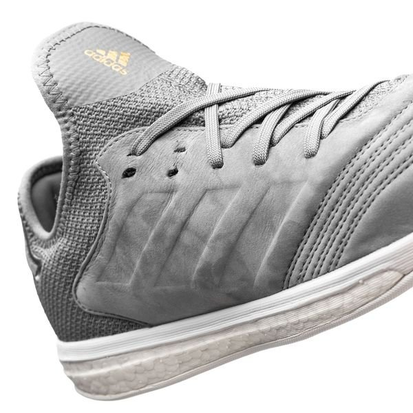 san francisco 5bd6a 6273a ... adidas copa 18+ trainer premium - greygold metallic limited edition -  sneakers ...