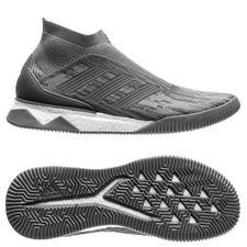 adidas predator 18+ trainer paul pogba - sølv - sneakers