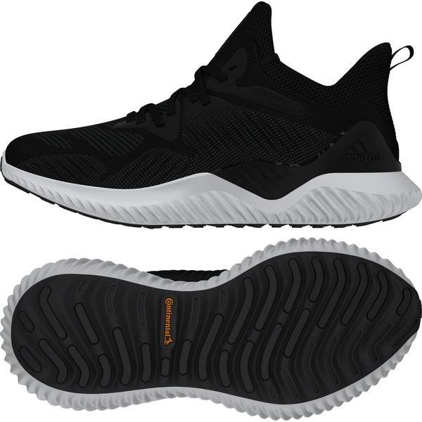 adidas Chaussures de Running AlphaBounce Beyond Noir Gris www
