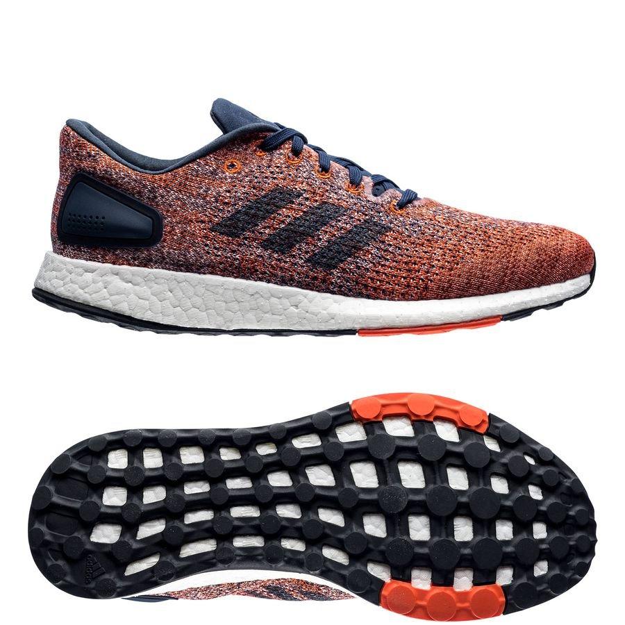 Adidas Boost Pur Dpr - Navy / Ornje wmjGl6f