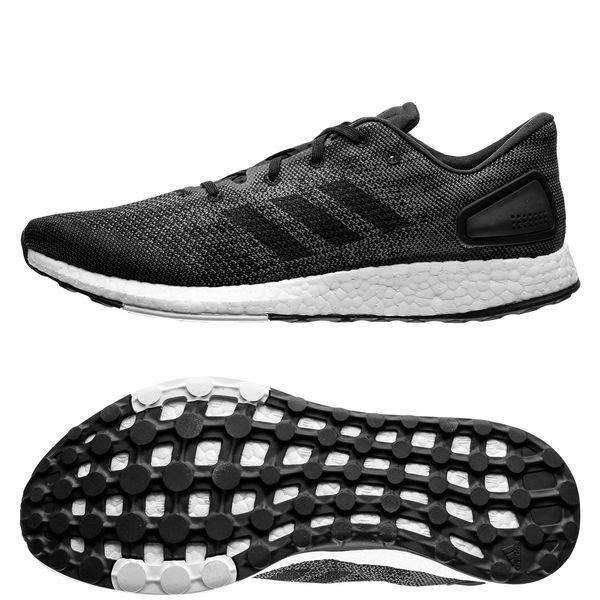 adidas pure boost dpr solid grey core black www. Black Bedroom Furniture Sets. Home Design Ideas